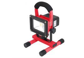 Akku LED Flutlichtstrahler 10 W