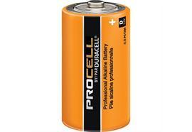 Batterie DURACELL© Industrial - D 1,5 Volt Alkaline