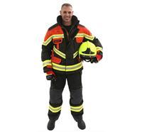 Brandschutzjacke Alpha HAUTLE FIREWarrior ALPHA ab Lager verfügbar - XLL