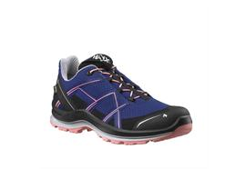 HAIX© Black Eagle Adventure 2.1 GTX low blau/rosa indigo/peach