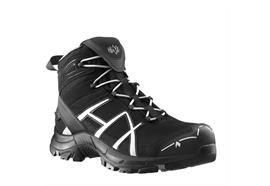 HAIX© Black Eagle Safety 40 Mid schwarz / silber