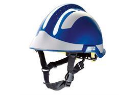 Helm MSA© Gallet F2 X-trem mit unbelüfteter Helmschale