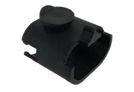 Lampenhalterung HAUTLE für Gallet F1 XF für Helmlampe UK