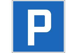 Parkieren gestattet