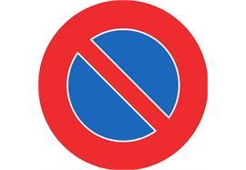 Parkieren verboten