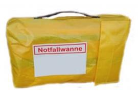 Tasche leicht zu Notfallwanne (80 x 80 cm)