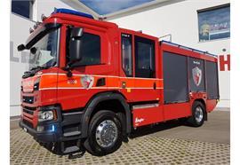 TLF auf Scania P410