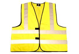 Warngilet EN20471 (lemon)
