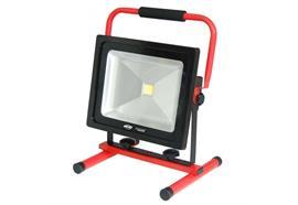 Akku LED Flutlichtstrahler 30 W