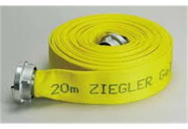 AKTION ZIEGLER Feuerwehrschlauch LEUCHTFUCHS (leuchtgelb), 20m