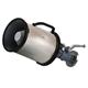 AWG© Mittelschaumrohr mit Kugelhahnabsperrung 400 l/min