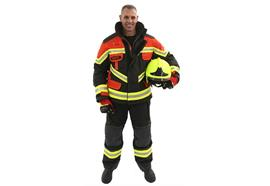 Brandschutzjacke Alpha HAUTLE FIREWarrior ALPHA ab Lager verfügbar