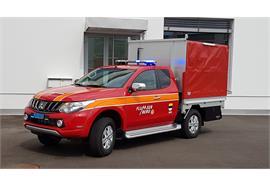 Einsatzleiter-Materialfahrzeug