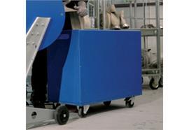 Einweichbehälter für Schlauchwaschmaschine MONDIALE
