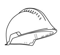 F2 X-trem Helmschale ohne Belüftung - Grau Art. Nr. GA3221-NM