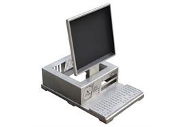 """FireWare Vesta-Aufsatz """"Computer"""""""