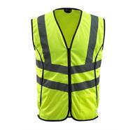 MASCOT® Verkehrsweste Wingate, gelb - XL
