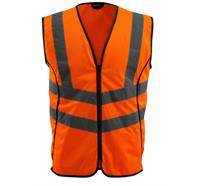 MASCOT® Verkehrsweste Wingate, orange - S