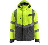 MASCOT® Winterjacke Hastings, lemon - XL