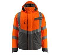 MASCOT® Winterjacke Hastings, orange - XXL