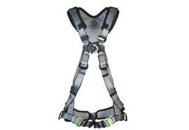 MSA Auffanggurt V-FIT, Rücken- und Brust-D-Ringe