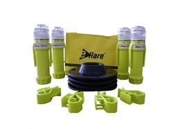 Set Blitzleuchten EFLARE® AT700