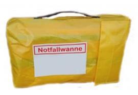 Tasche leicht zu Notfallwanne (60 x 60 cm)