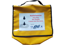 Tasche Planenmaterial zu Notfallwanne (80 x 80 cm)