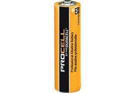 Batterie DURACELL© Industrial - AA 1,5 Volt Alcaline