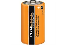 Batterie DURACELL© Industrial - D 1,5 Volt Alcaline