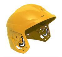 Coque de casque F1 XF, L, laquée - Signalgelb Art. Nr. GA1090-YPL