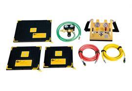 Coussins de levage VETTER© Kit sauvetage en cas d'accident (20t)