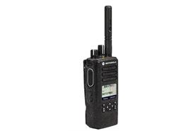 DP4600 MOTOROLA® Radio portative VHF, 1500 mAh