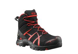 HAIX© Black Eagle Safety 40 Mid noir / rouge