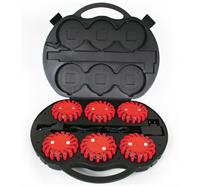 Malette POWERFLARE® à batterie - Rot