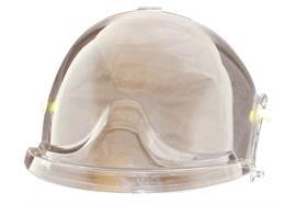 Protection du visage F1 XF, clair, EN14458