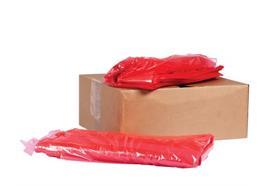 Sacs à linge en polyéthylène pour textiles contaminés, 250 pièces